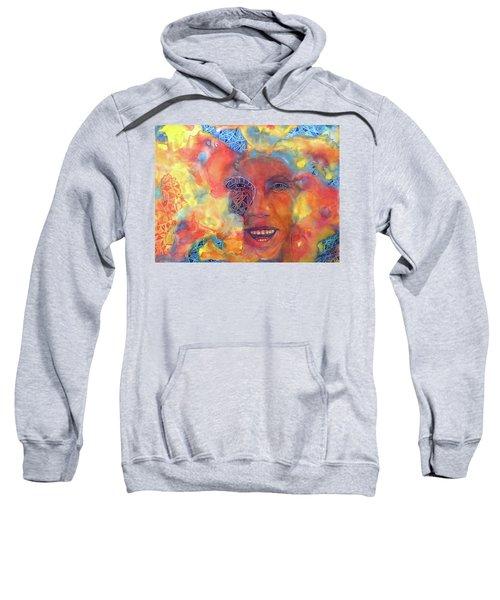 Smiling Muse No. 2 Sweatshirt