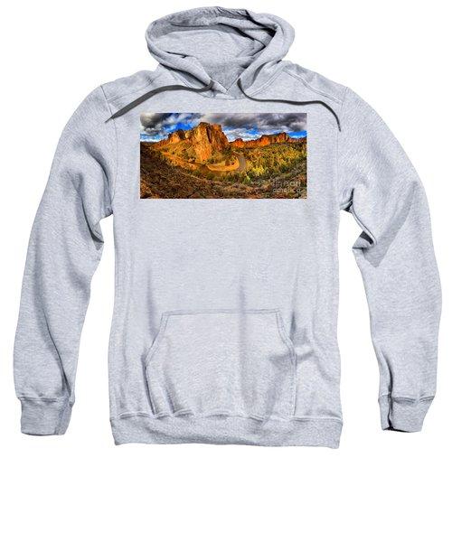 Smith Rock Panorama Sweatshirt