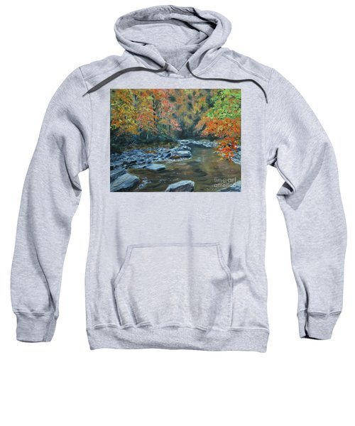 Smokey Mountain Autumn Sweatshirt