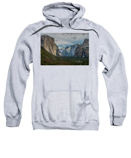 Smokey Yosemite Valley Sweatshirt