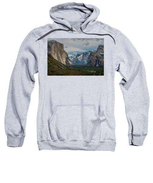 Smokey Yosemite Valley Sweatshirt