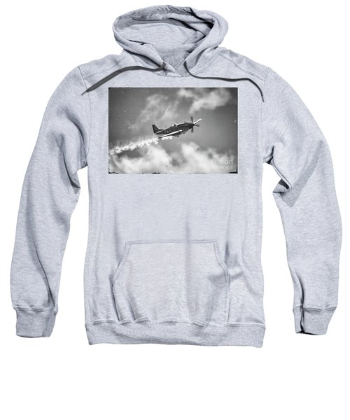 Smokin 51 Bw Sweatshirt
