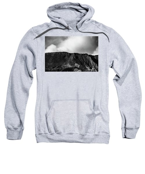 Smoking Volcano Sweatshirt
