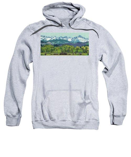 Sneffels Range Spring Sweatshirt