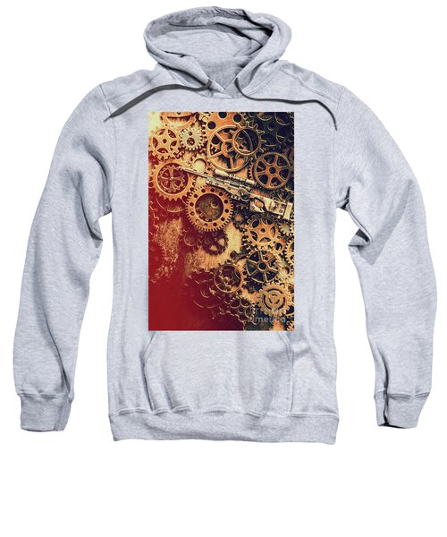 Sniper Rifle Fine Art Sweatshirt