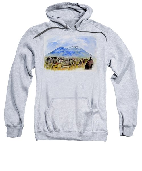 Snow Capped Vesuvio Sweatshirt