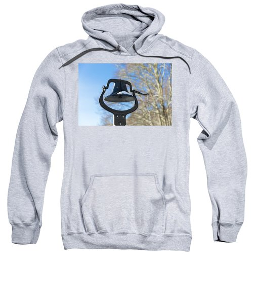 Snow Covered Bell Sweatshirt