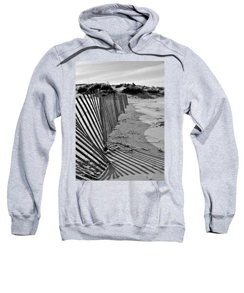 Snow Fence Sweatshirt