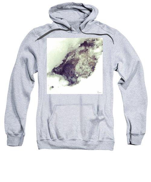 Snow Mouse Sweatshirt