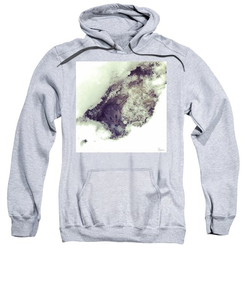 Snow Mouse Sweatshirt