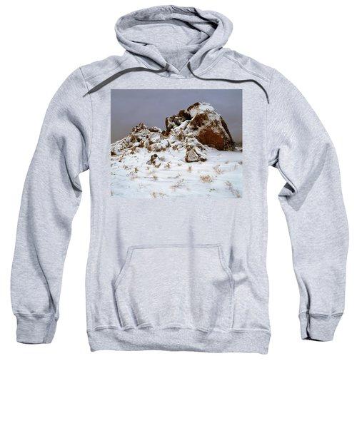 Snow Stones Sweatshirt