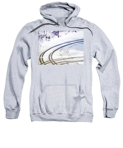 Snow Tracks Sweatshirt