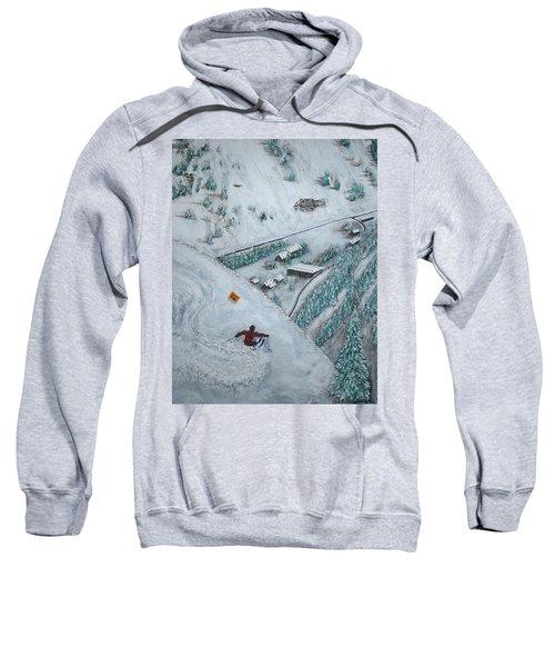 Snowbird Steeps Sweatshirt