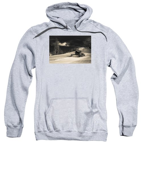 Snowcat Sweatshirt
