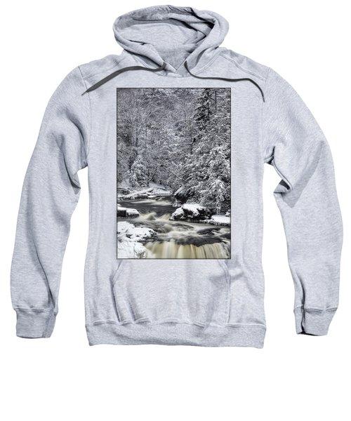 Snowy Blackwater Sweatshirt
