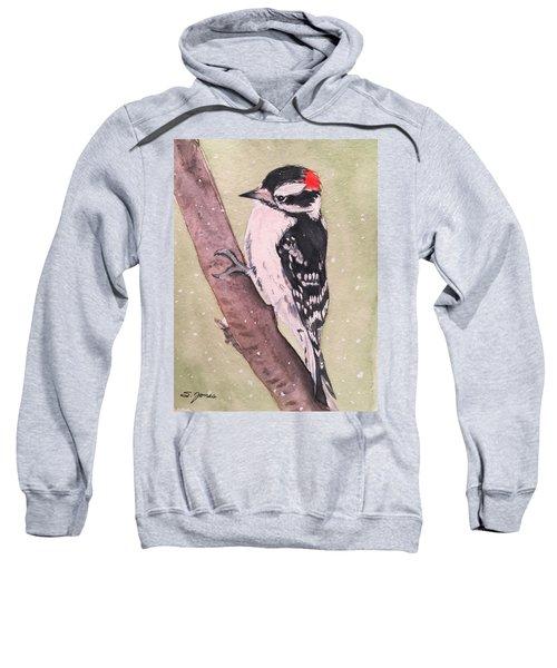 Snowy Downy Sweatshirt