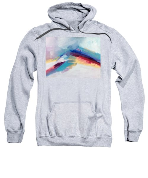 Snowy Mountain Sweatshirt