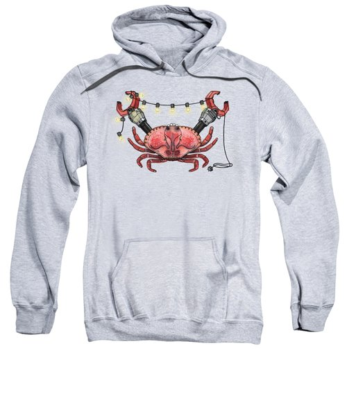 So Crabby Chic Sweatshirt