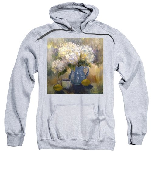 So Happy And Excited To Say That This Sweatshirt by Jennifer Beaudet