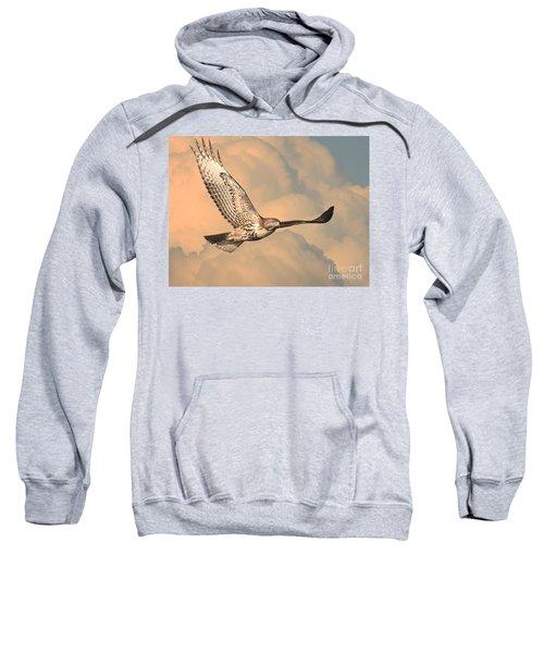 Soaring Hawk Sweatshirt