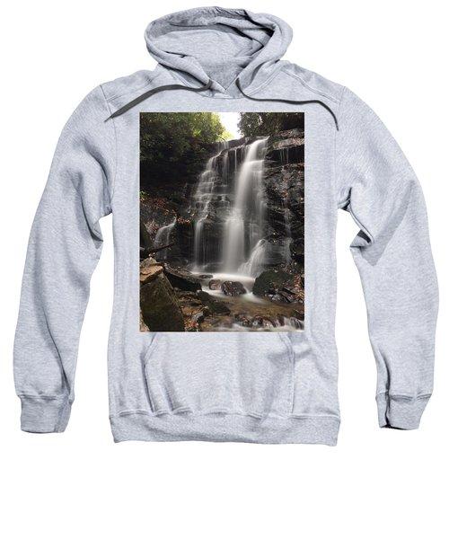 Soco Falls-portrait Version Sweatshirt