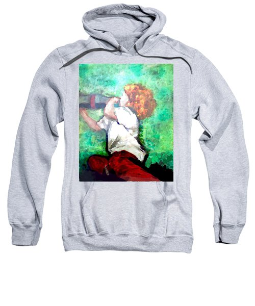 Soda Pop Child Sweatshirt