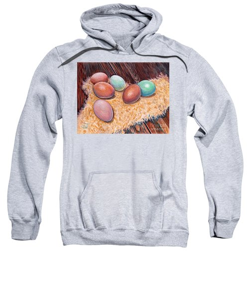 Soft Eggs Sweatshirt
