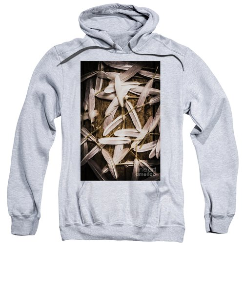 Soft Symbol Of Peace And Hope Sweatshirt
