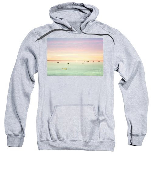 Softness And Light Sweatshirt