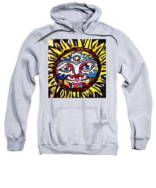 Sol Horizon Band Sweatshirt