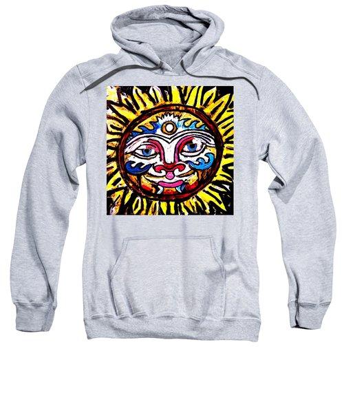 Sol Horizon Band Sweatshirt