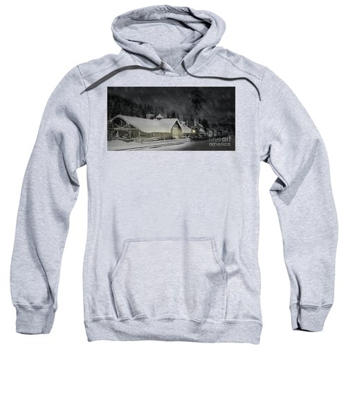 Solace From The Storm Sweatshirt