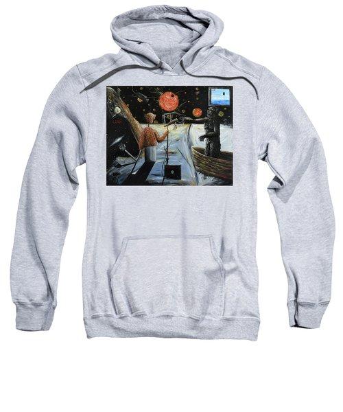 Solar Broadcast -transition- Sweatshirt