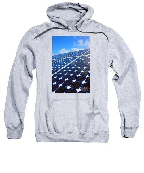 Solar Pannel Sweatshirt