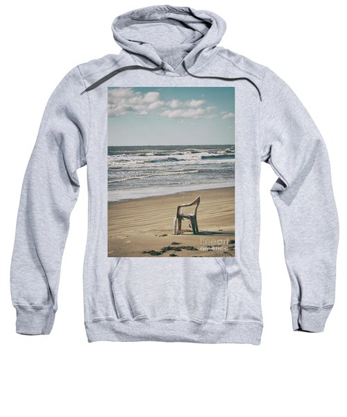 Solo On The Beach Sweatshirt