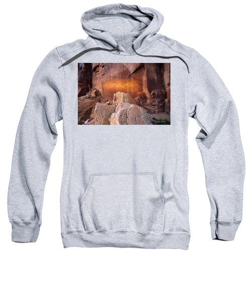 Solstice Snake Sweatshirt