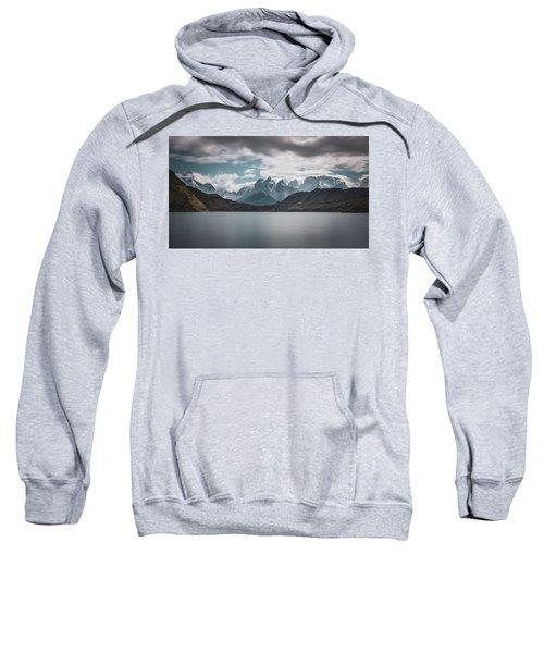 Somewhere Over The Mountain Range Sweatshirt
