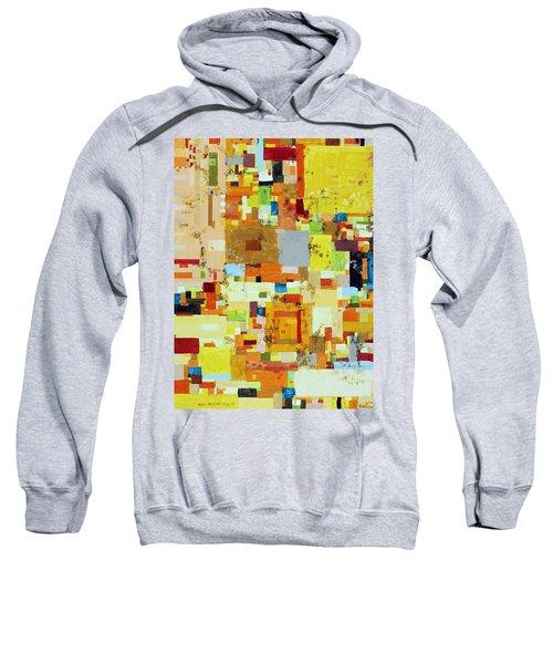 Song Of Solar Fusion Sweatshirt