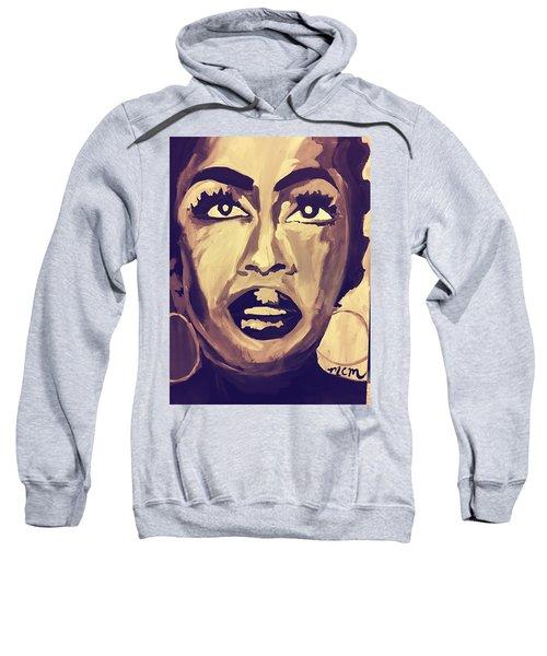 Soul Sister  Sweatshirt by Miriam Moran