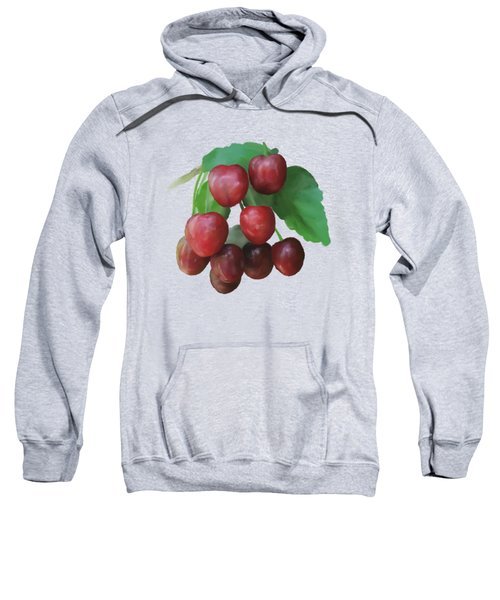 Sour Cherry Sweatshirt