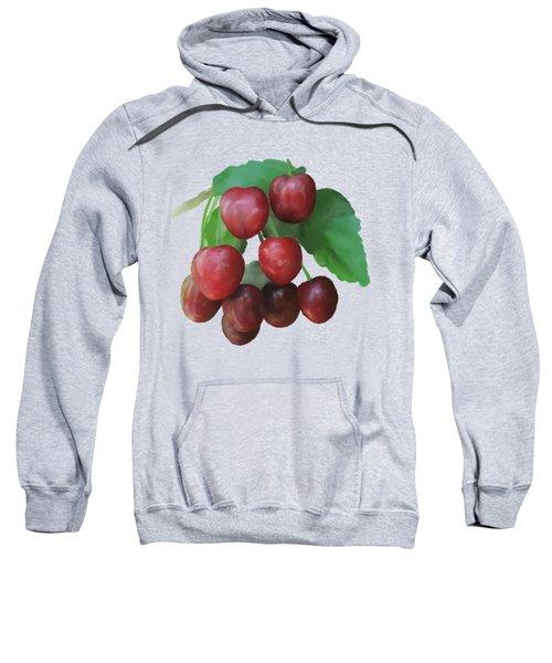Sour Cherry Sweatshirt