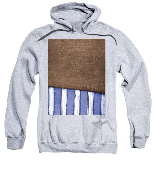 Art Print South Beach Sweatshirt