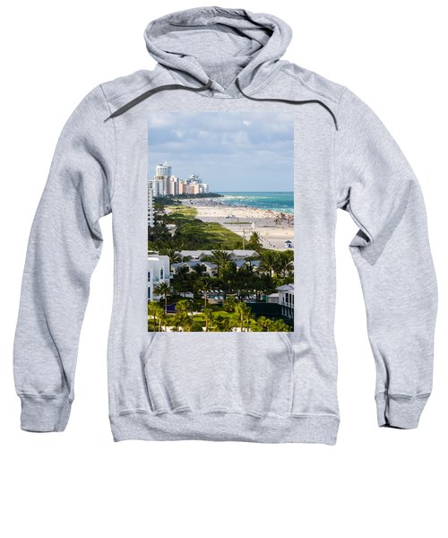 South Beach Late Afternoon Sweatshirt