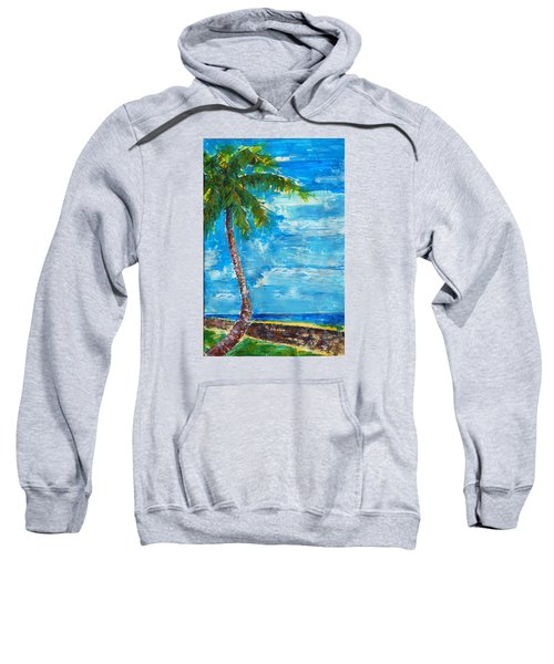 South Beach Wall Sweatshirt