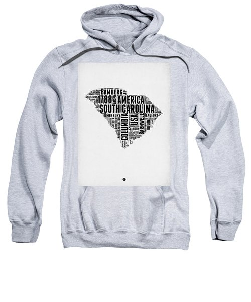 South Carolina Word Cloud 1 Sweatshirt