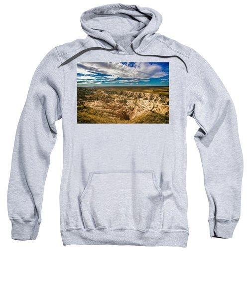 South Dakota Bad Lands.... Sweatshirt