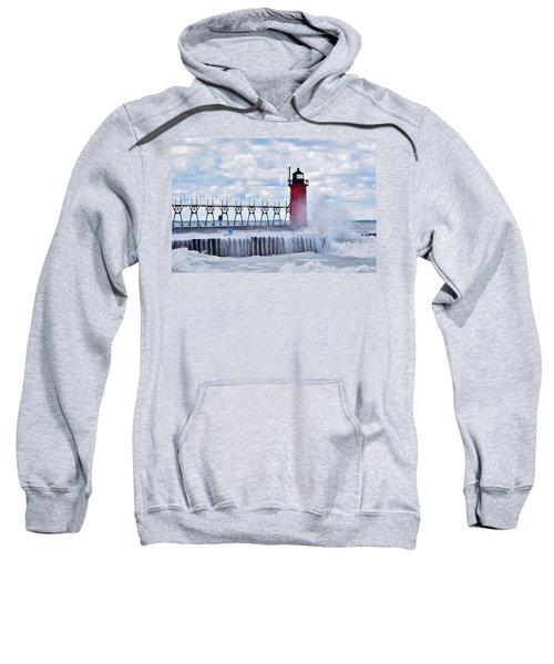 South Haven Lighthouse Sweatshirt