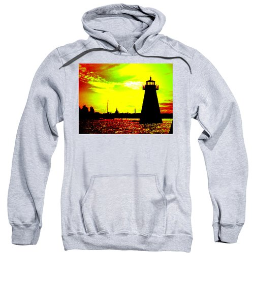 Southcoast Silhouette  Sweatshirt by Kate Arsenault