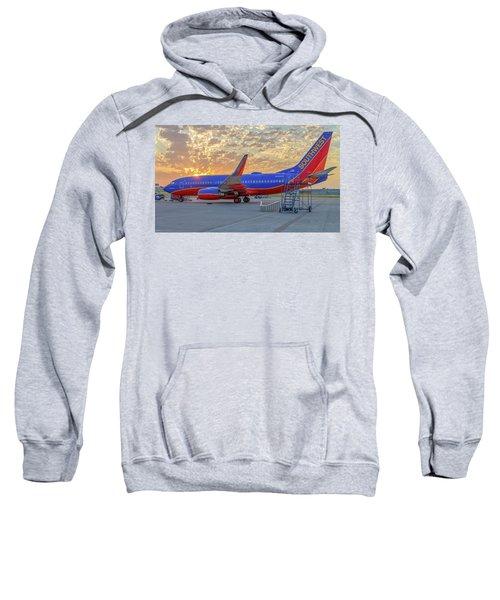 Southwest Airlines - The Winning Spirit Sweatshirt