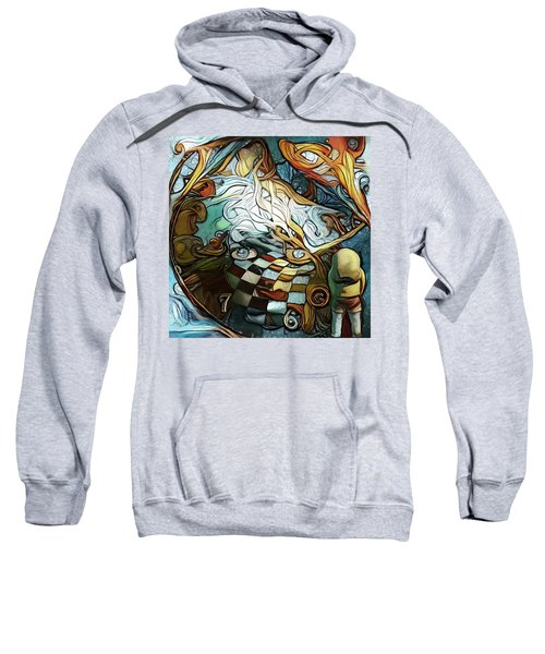 Space And Time Traveler Sweatshirt